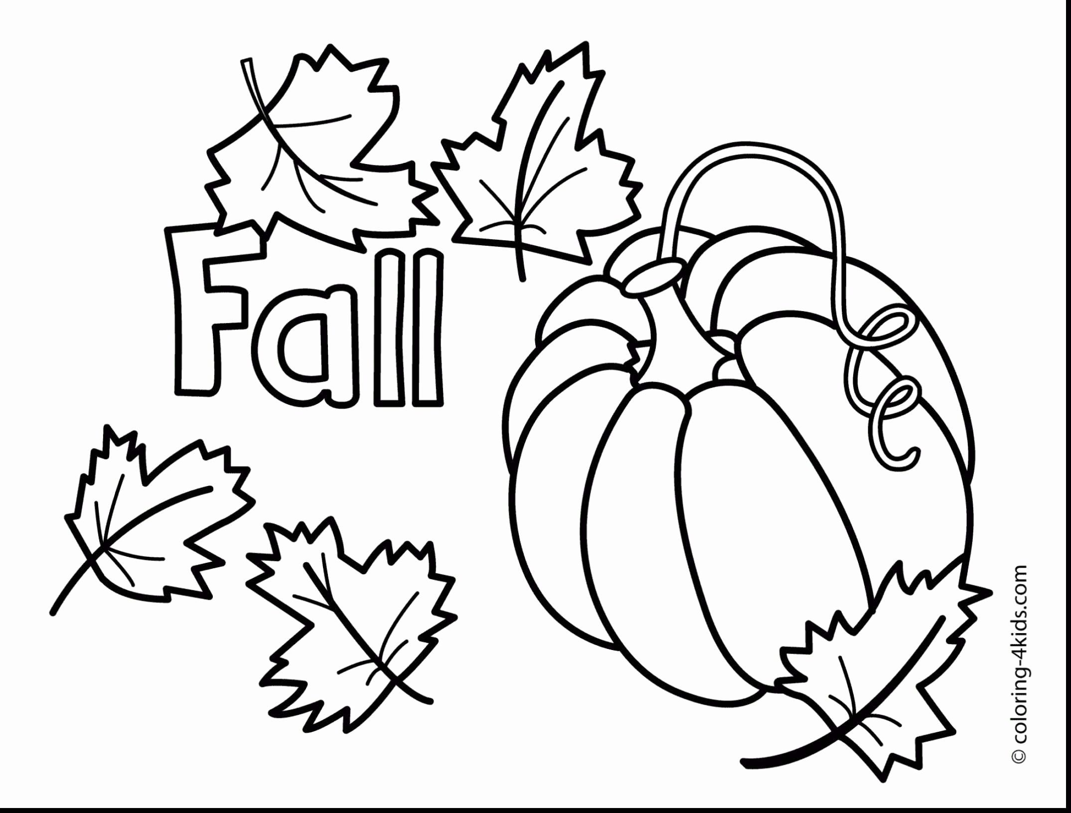 Fall Coloring Pages For Young Children Free Instant Download Fall Coloring Sheets Fall Leaves Coloring Pages Leaf Coloring Page