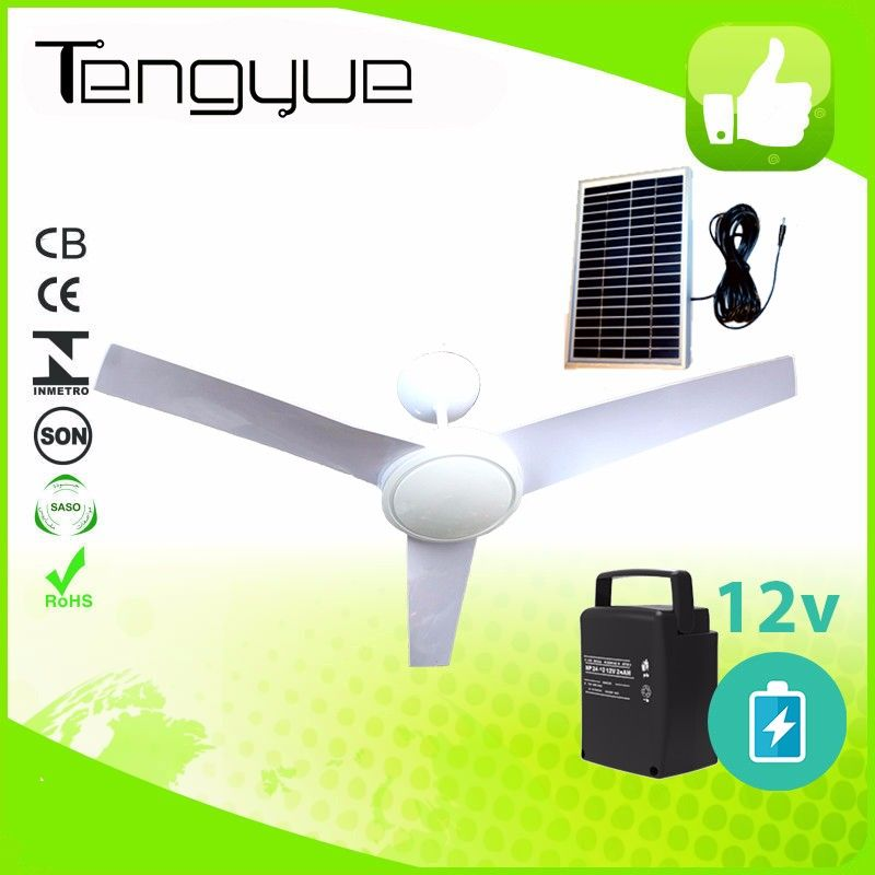 Solar dc ceiling fan 12v rechargeable ceiling fan 5 speed remote solar dc ceiling fan 12v rechargeable ceiling fan 5 speed remote control aloadofball Choice Image