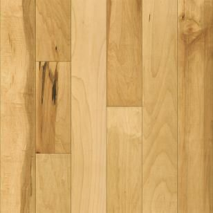 Armstrong Lock Fold 5 Hardwood Timberland Value Grade Maple Natural Flooring