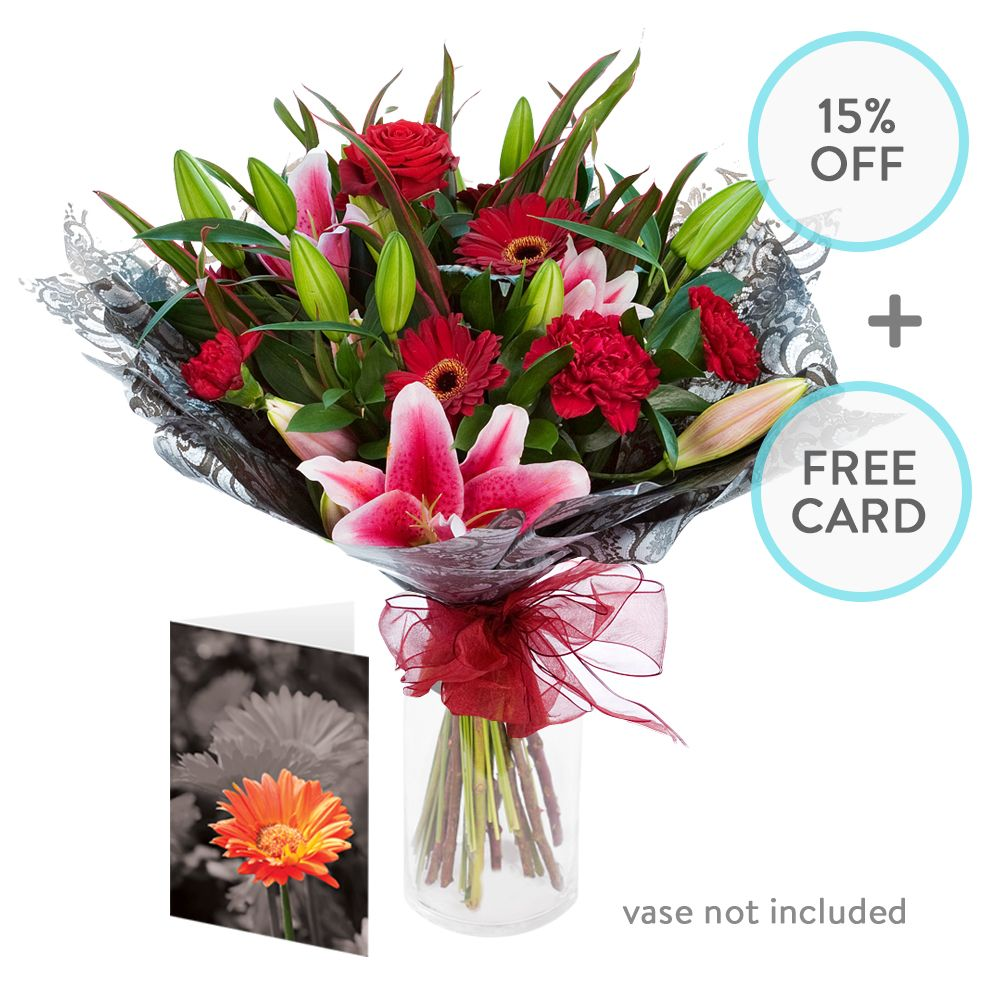 Cheap Bouquet Of Flowers Delivery