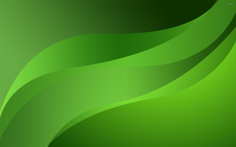 Wallpaper Polos Keren 171093 Israjudddin Green Wallpaper