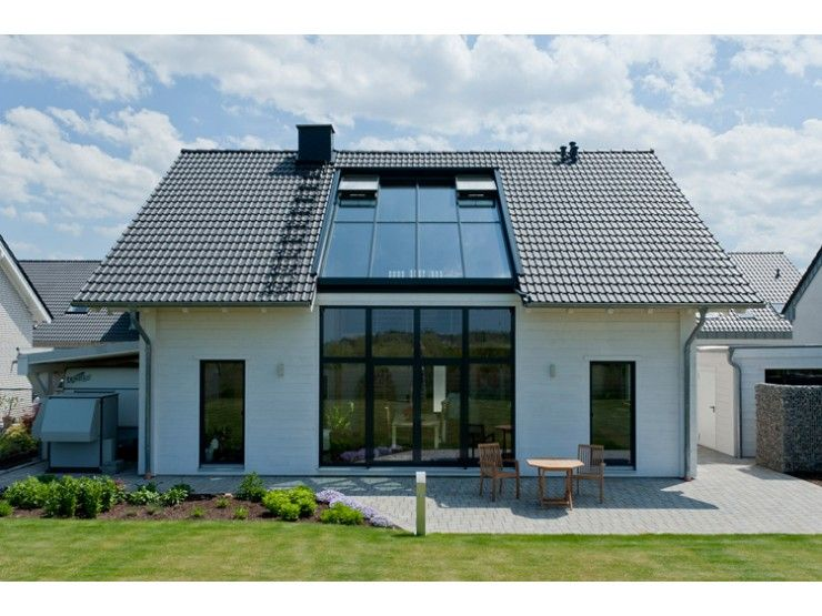 Indeland Einfamilienhaus von Fullwood LKFertigbau