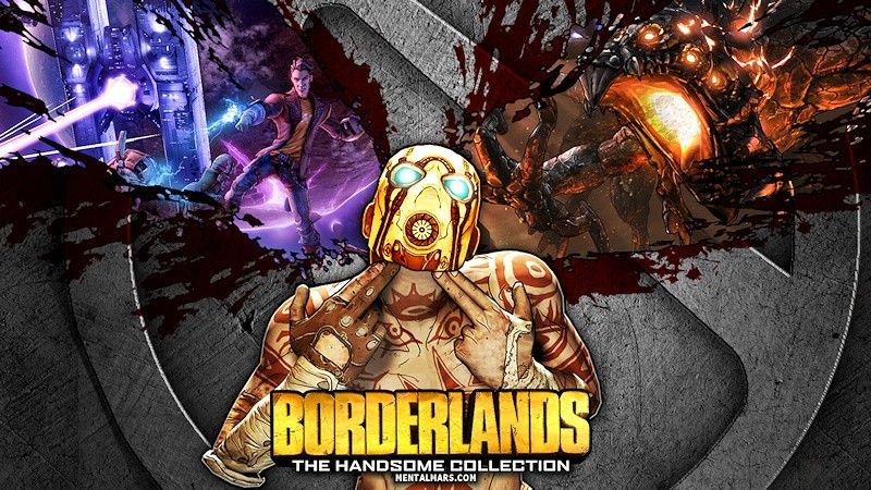 Borderlands The Handsome Collection Wallpaper Mentalmars Borderlands The Handsome Collection Borderlands Borderlands 1