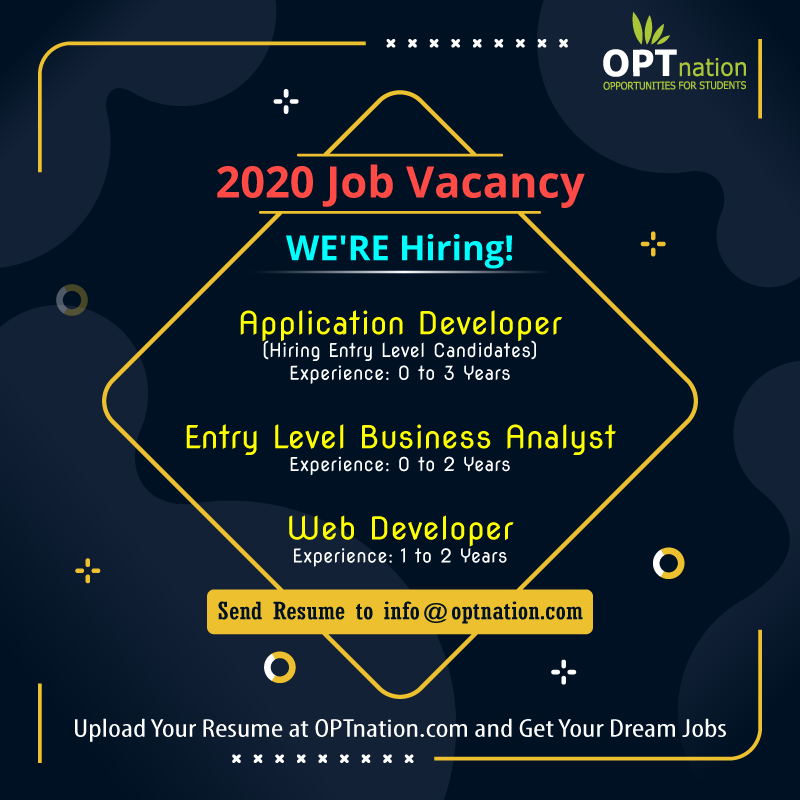 Still Searching For Your Perfect Position We Re Hiring Entry Level Candidates Build Your Career With Reputed Compani In 2020 Job Portal Business Analyst Job Posting