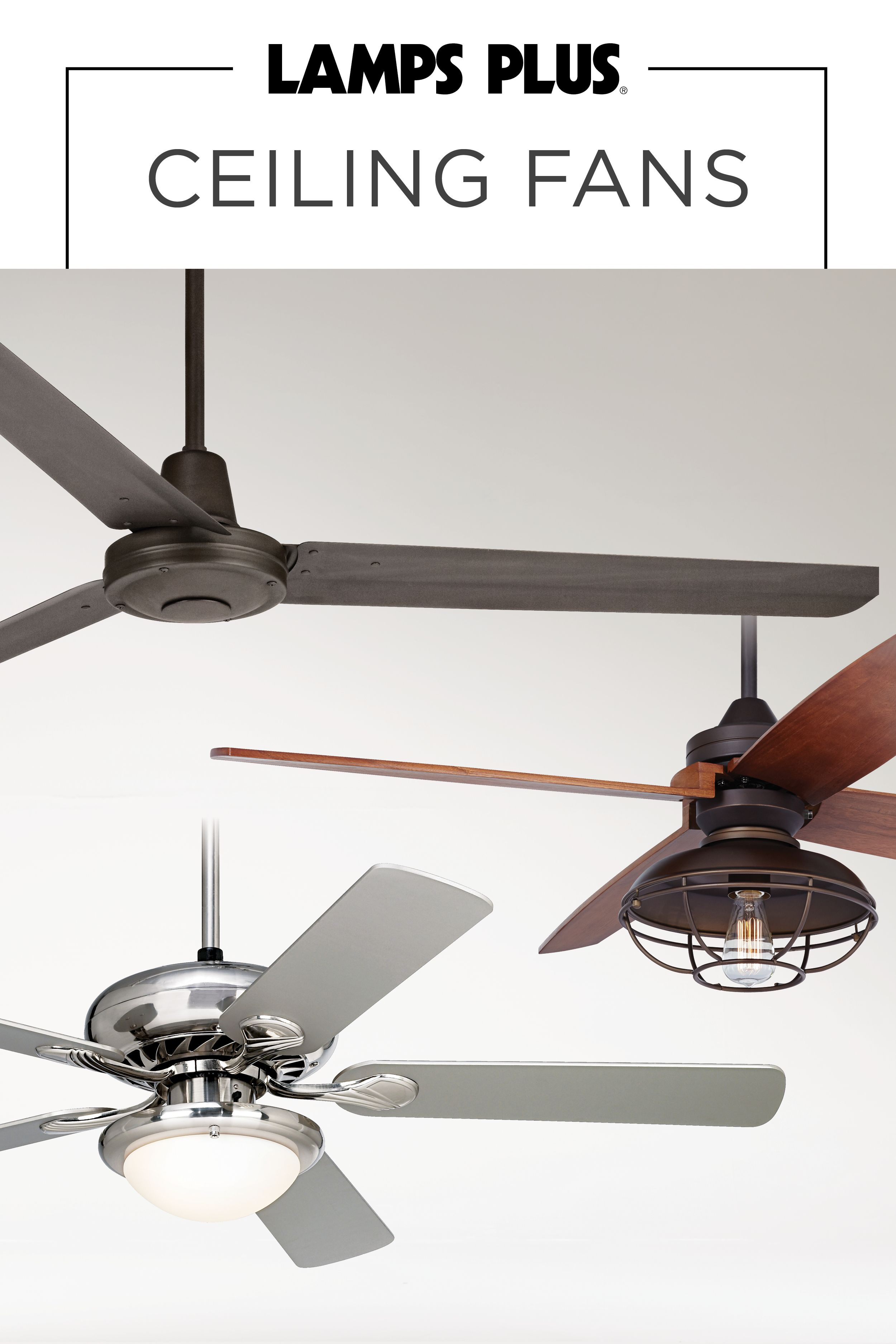 Relite column ceiling fan with wooden blades