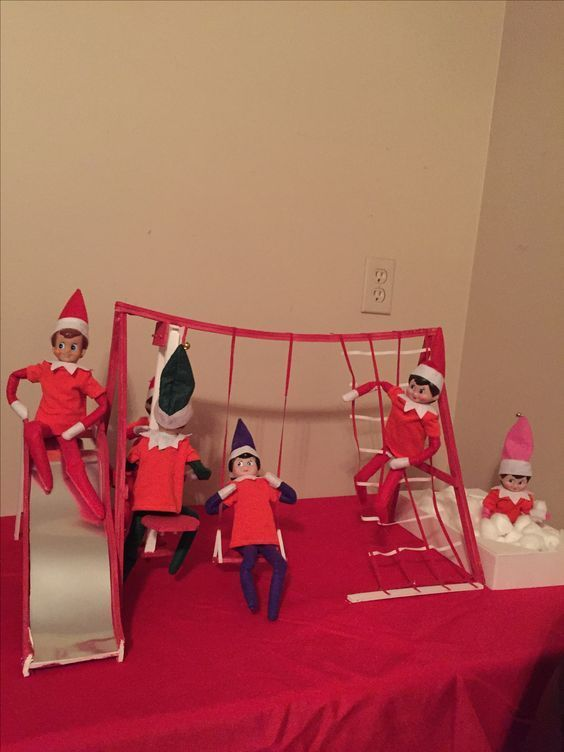 100+ Elf on the Shelf Ideas for Kids With Messages Which Kids Are Gonna Love ,  #Elf #elfonth... #elfontheshelfideasforkids