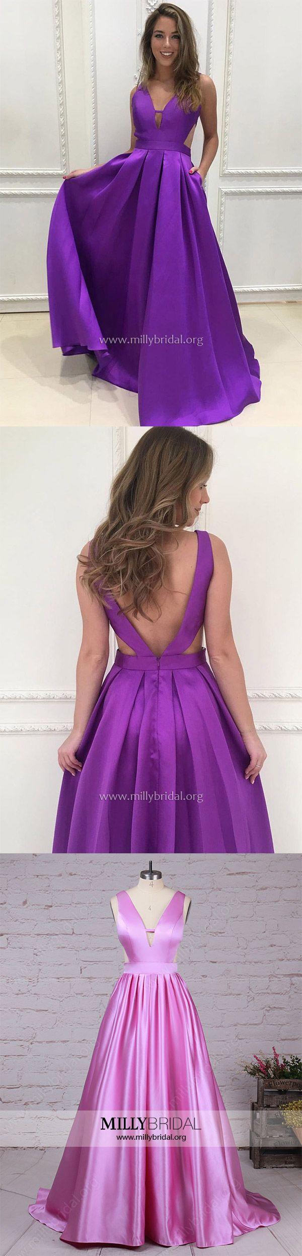Vestidos de baile largos, vestidos de baile princesa para ...