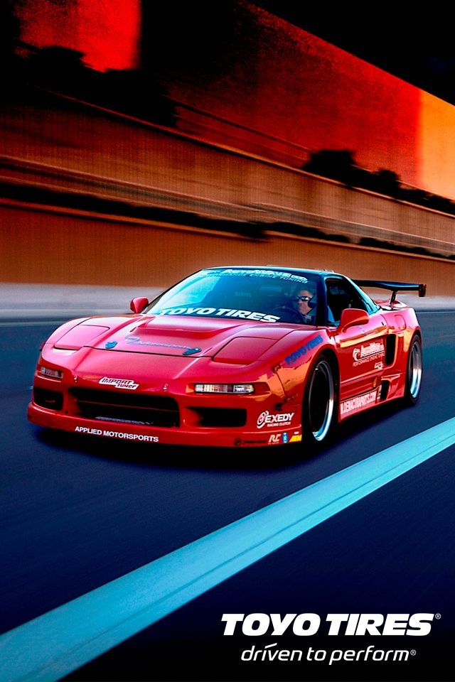 Acura NSX - mobile | Wallpapers | Nsx, Jdm cars, Automobile