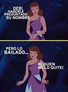 Frases De Princesas De Disney Para Facebook Buscar Con Google Memes De Disney Muero De Risa Humor Disney