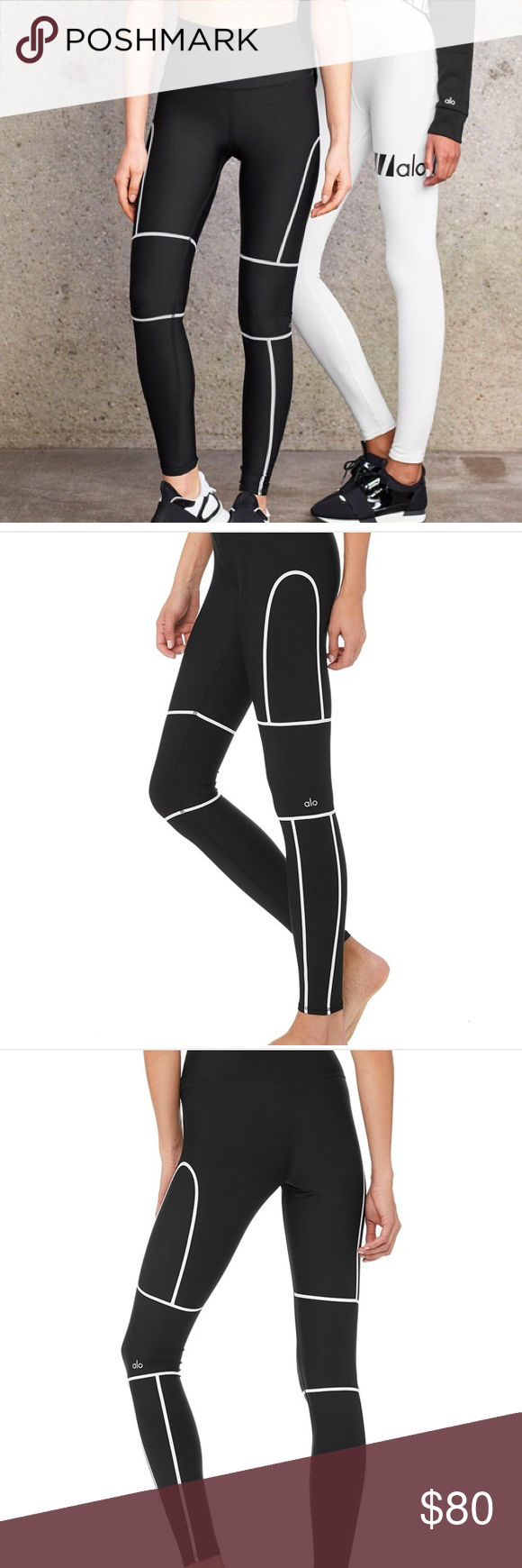 3f53534daf Alo Yoga leggings Alo Yoga halftime legging. Lightweight tech lift fabric ALO  Yoga Pants Leggings