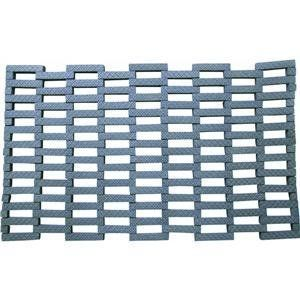Bacova Guild 06828 Rubber Link Mat By Bacova Guild 17 05 Rugged Mat Made From Durable Vulcanized Rubber Strips Held T Outdoor Gardens Outdoor Decor Door Mat