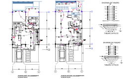 Electrical Plan House Dwg | Wiring Diagram