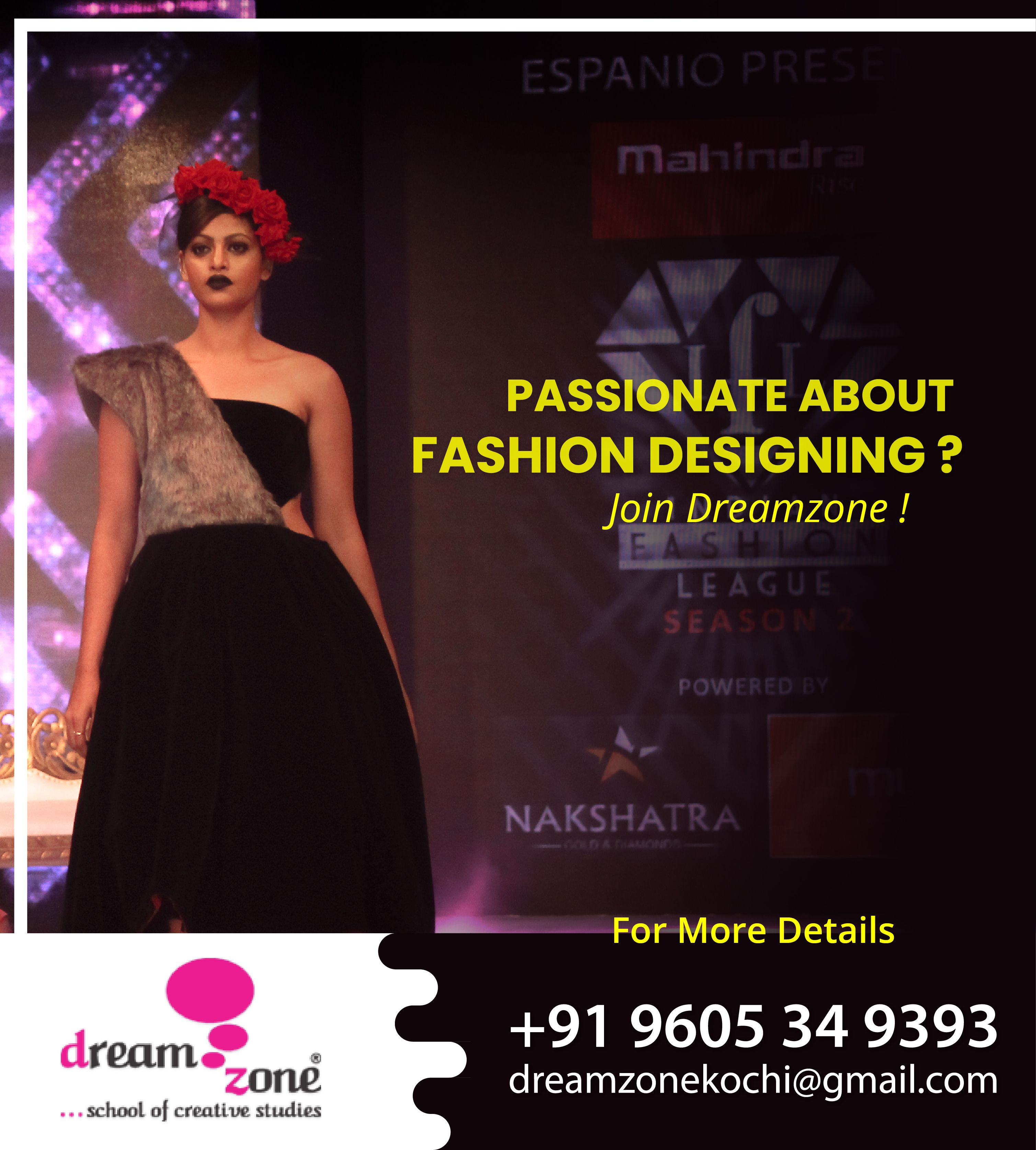 Placing Importance To The Teaching Methodology Of Experiential Learning Dreamzone Runs Scho Fashion Designing Institute Fashion Design Graphic Design Course