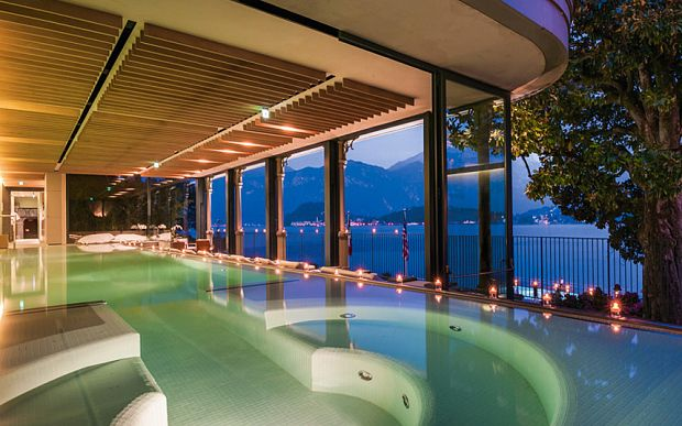 The Best Hotels For Spa Breaks In Europe Travel Lake Como Hotel