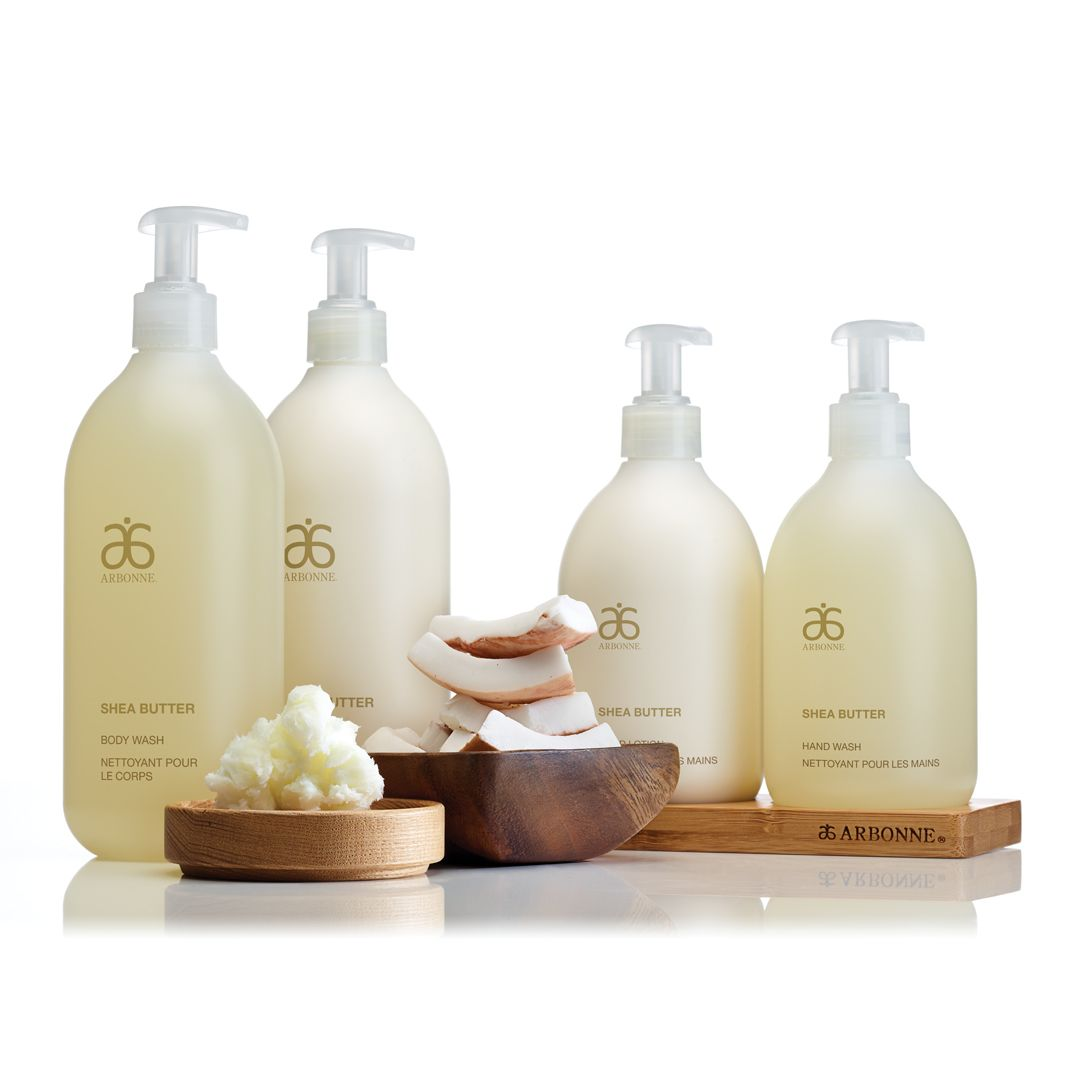 arbonne shea butter reviews