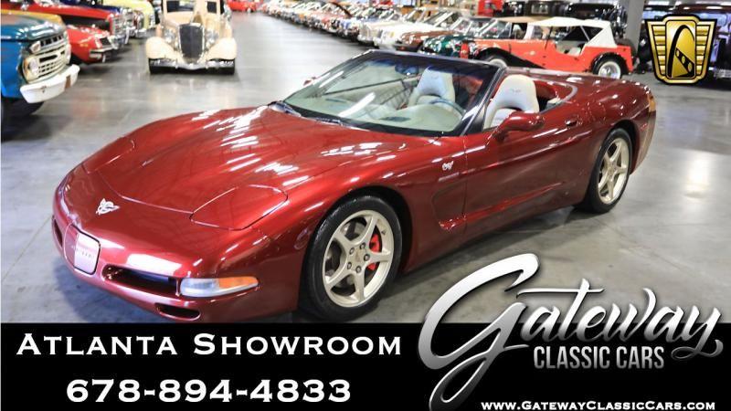 2003 Corvette Convertible For Sale New Jersey 2003 Corvette 50th Anniversary 1047 Atl 31 995 Listi Corvette Convertible Corvette Chevy Corvette For Sale