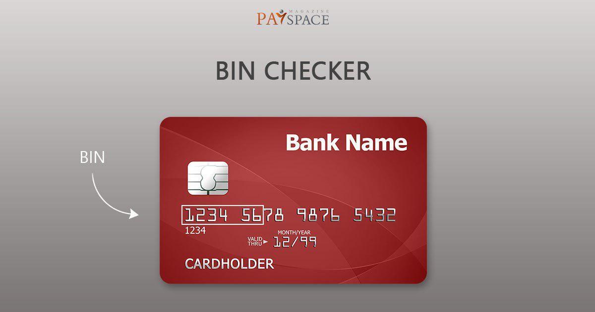 BIN CHECKER BIN CODES VERIFY Online FREE valid