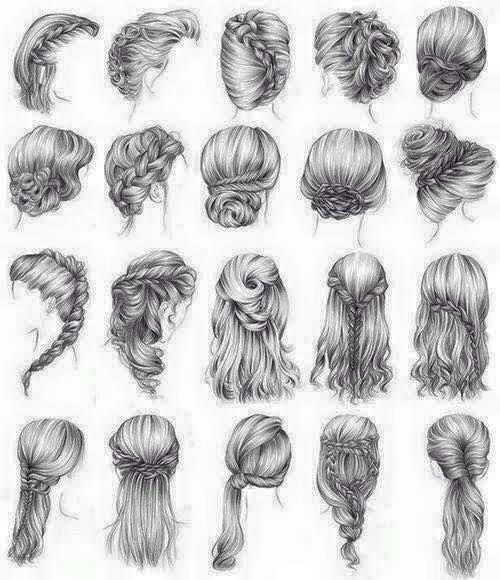 Some Of These Aren T Really Midevil But There All Very Pretty Naturalskincare Skincareproducts Hair Styles Long Hair Styles How To Draw Hair