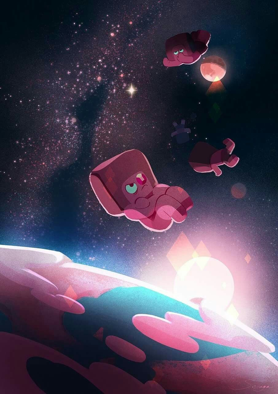 space race sugar mice steven universe iphone case