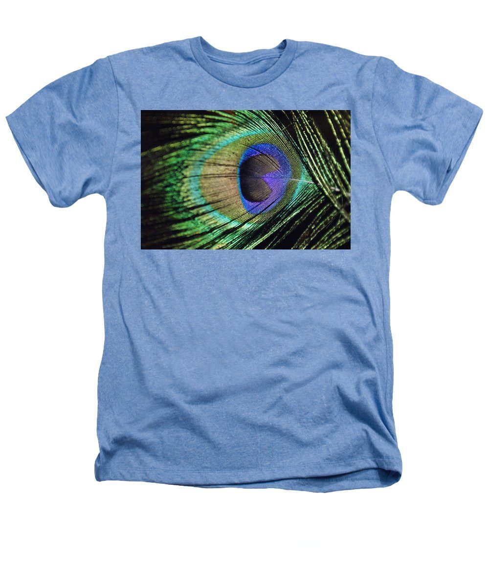 Peacock Feather - Heathers T-Shirt