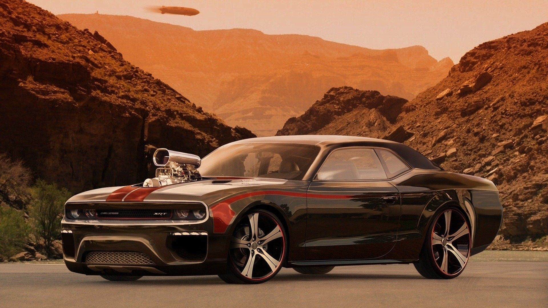 1920x1080 Muscle Car Wallpaper Best Muscle Cars Car Wallpapers
