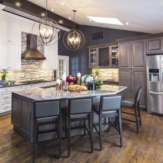 Kitchen And Bath Ideas: Kitchen & Bath Interior Design Project Gallery