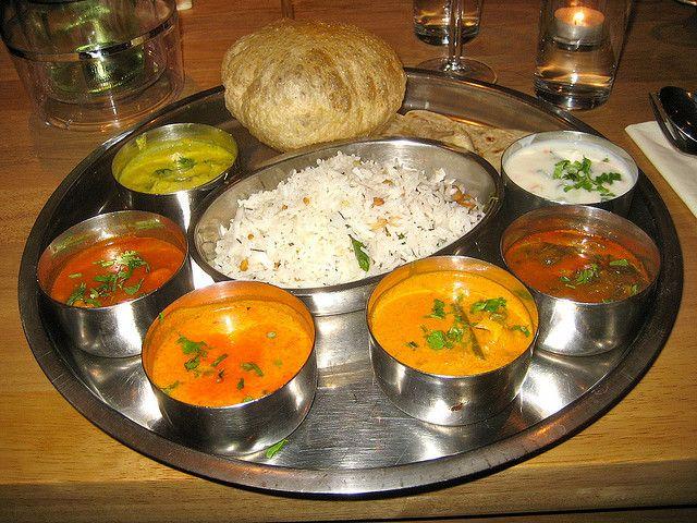 Thali Indian Food Recipes Indian Food Recipes Vegetarian Food