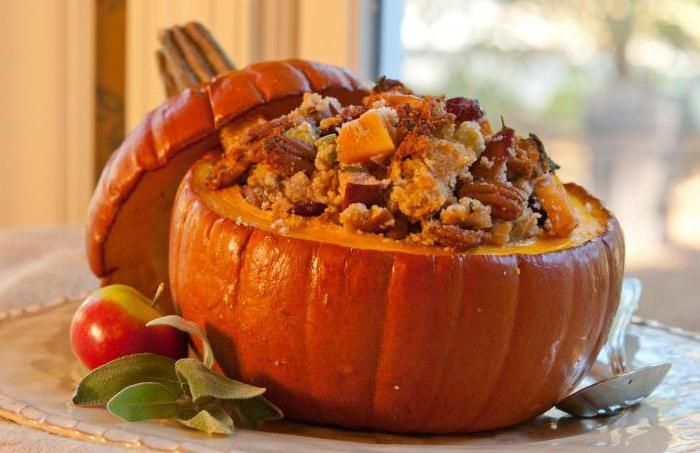 Photo of Young pork in a pumpkin – a tasty and hearty dish