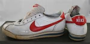 new products 82fe7 d650f vintage 70s 80s original red white leather Nike Cortez ...