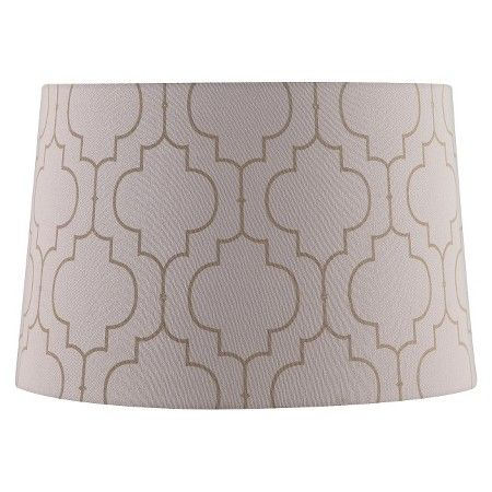 Lamp Shades At Target Extra Large Stitched Pattern Lamp Shade  Cream  Target  Laura's