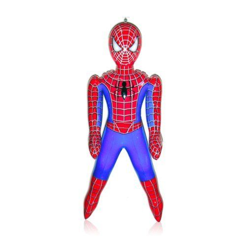 MARVEL SPIDERMAN DISNEY MINNIE TAP BALL INFLATABLE TOY CHARACTERS MINNIE MOUSE