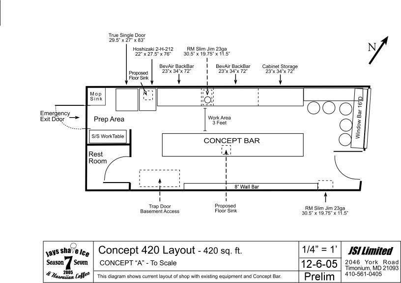 lounge layout | coffeed.com • View topic - More On New Bar Design ...