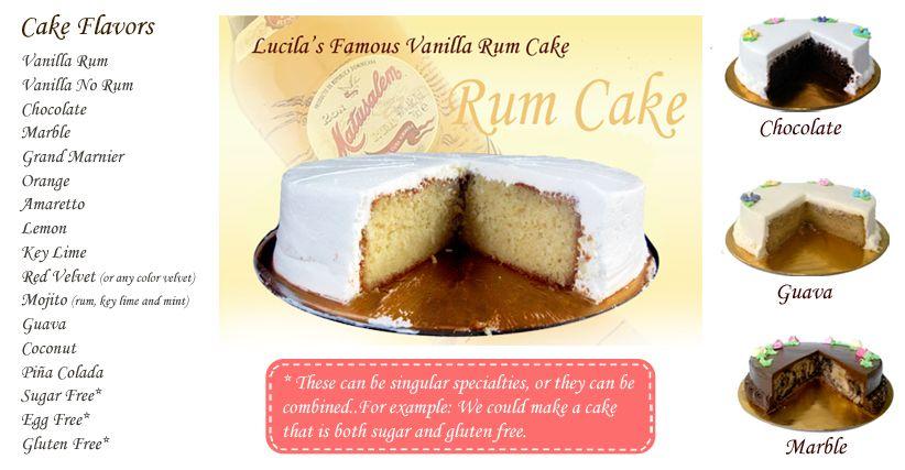 Custom Cake Designs For All Ocassions Rum Cake Fresh Cake Rum Cake Recipe
