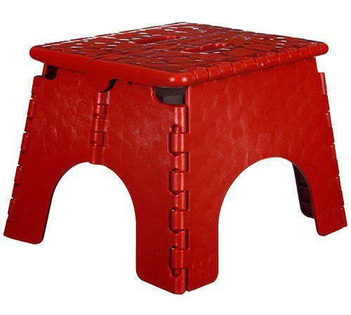 10 Step Stool For Kids And Toddlers That Fold Flat To Get Into Bed