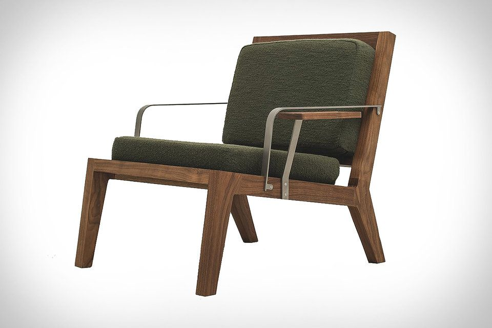 Instrmnt Lounge Chair In 2020 Chair Furniture Design Lounge Chair