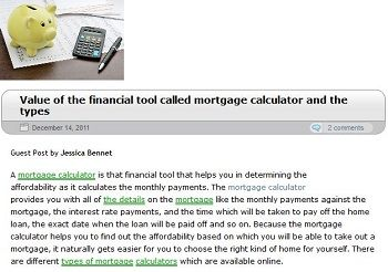 A Mortgage Payoff Calculator Is An Extremely Useful Tool For Anyone Looking  To Obtain Or That