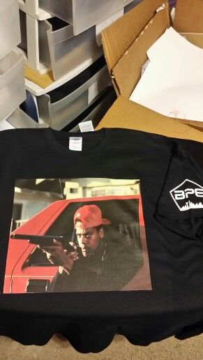 Custom Boyz In The Hood T Shirt