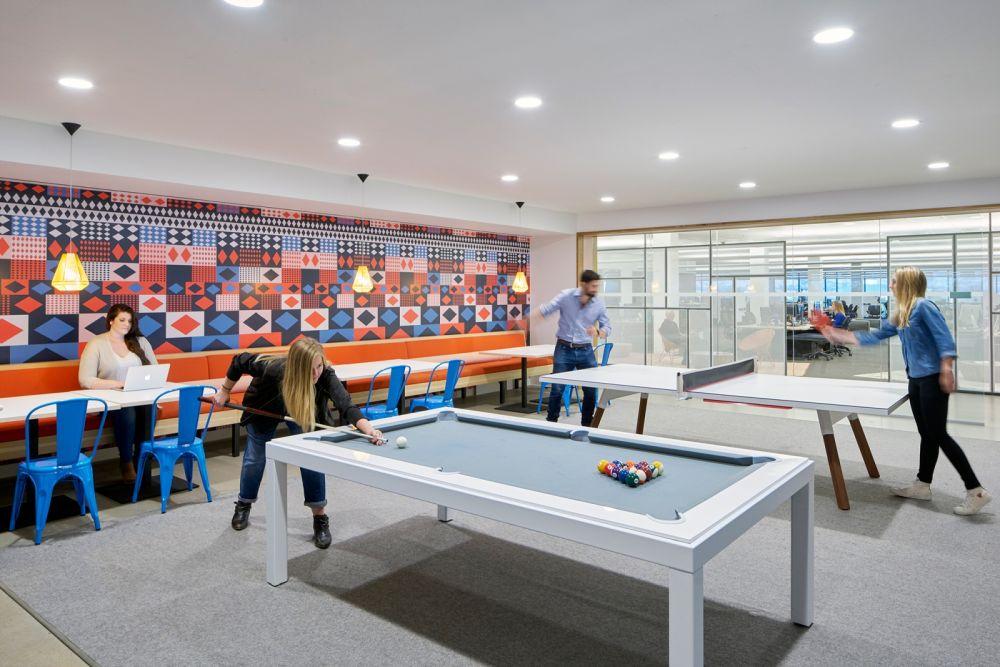 Cisco Game Room Design Idea Game Room Design Office Games