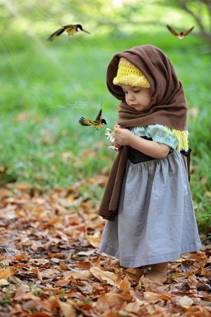 Fotos increíbles de una bebé convertida en princesa Disney | Blog de BabyCenter