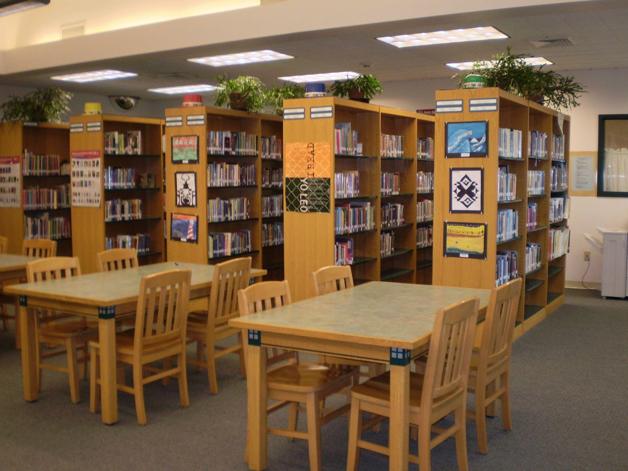 Картинки библиотеки школьные