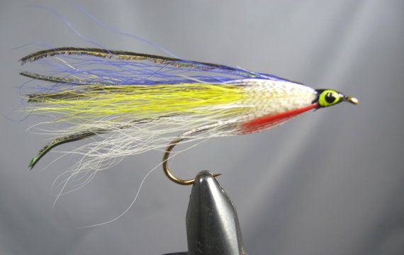 STREAMERS  ***NICE*** 3 EA A-1 LITTLE RAINBOW TROUT/'S SIZES