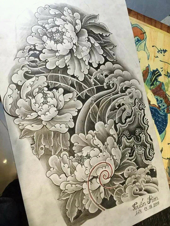 Japanese Tattoos Half Sleeve Japanesetattoos Japanese Tattoo Designs Japanese Flower Tattoo Tattoo Designs
