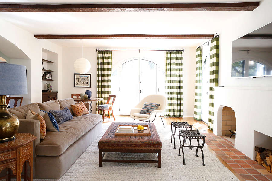More From Betsy Burnham Retro Living Rooms Moroccan Living Room