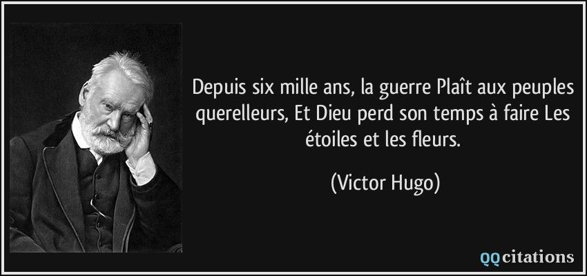 Victor Hugo Citations Victor Hugo Citation Et Aimer Quelqu Un