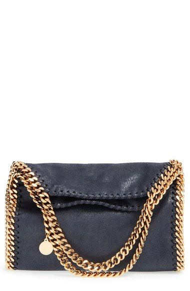 427af3087585 Stella McCartney  Mini Falabella - Shaggy Deer  Faux Leather Tote available  at  Nordstrom