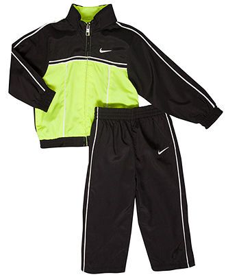 Nike Baby Boys  2-Piece Warm-Up Set - Kids Baby Boy (0-24 months) - Macy s d71a9c288
