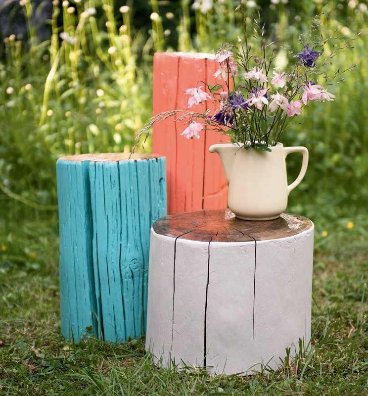 deko-für-draußen41 744×800 pixel | garten | pinterest | deko, Garten Ideen