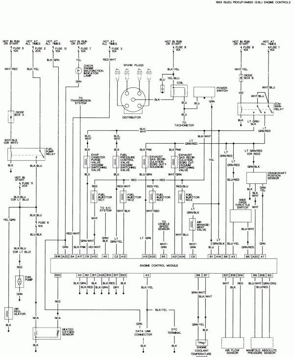 10+ 1998 International Truck Wiring Diagram - Truck ...