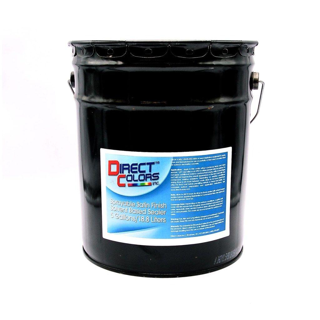 Tinted Concrete Sealer Concrete Retaining Walls Concrete Sealer Concrete
