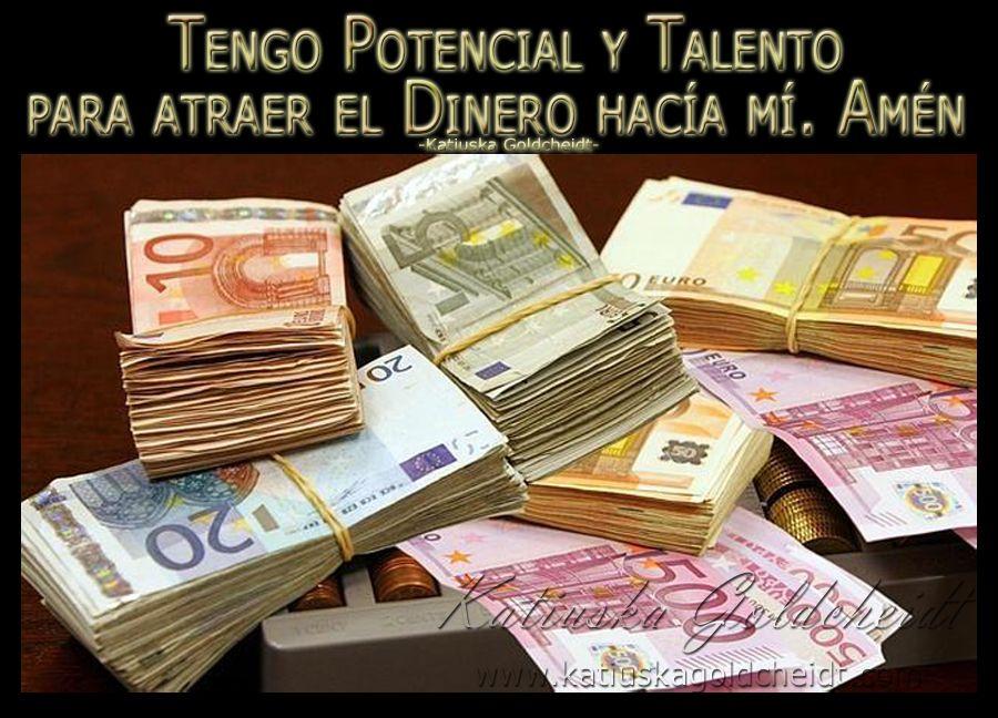 Tengo el poder de crear en mi vida la riqueza la - Atraer el dinero ...